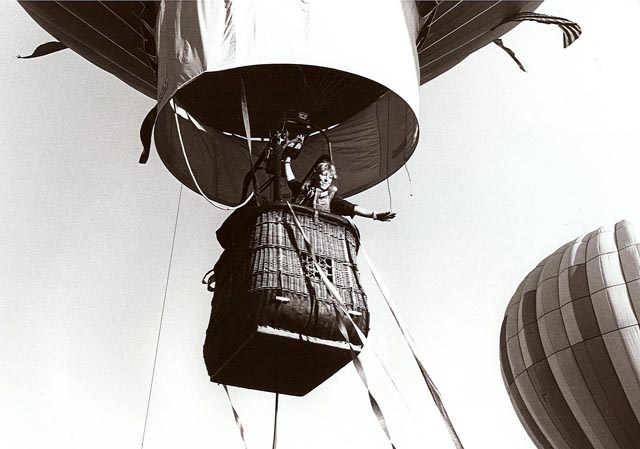 Balloon Pilot, Albuquerque, New Mexico