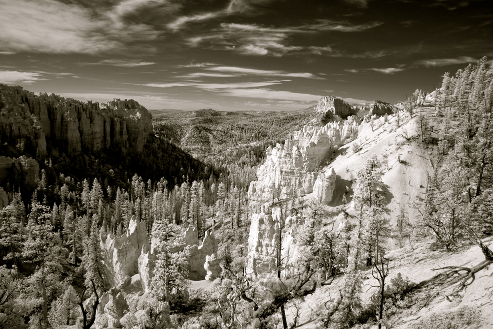 Bryce Canyon in Infrared 2012