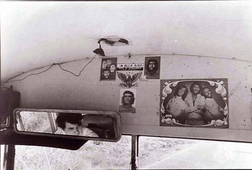 Managua Bus, Che and The BeeGees, 1980