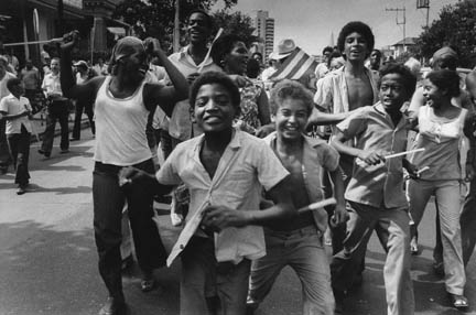 March in Support of the Revolution, Havana, October 10, 1980