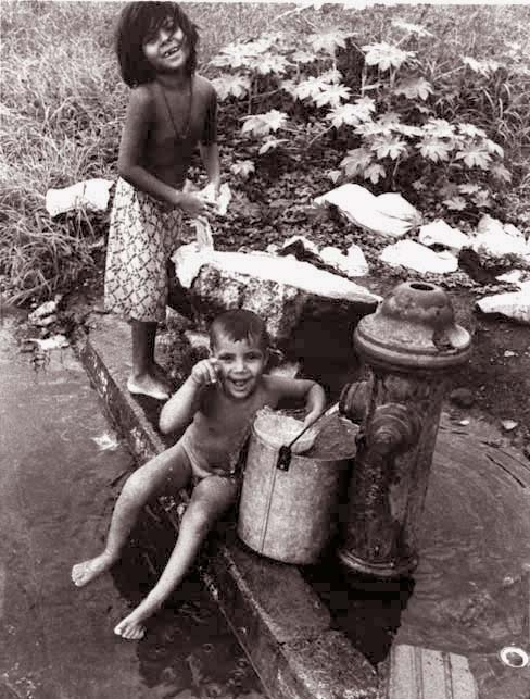 Sister and Brother, Las Ruinas, Managua, 1979