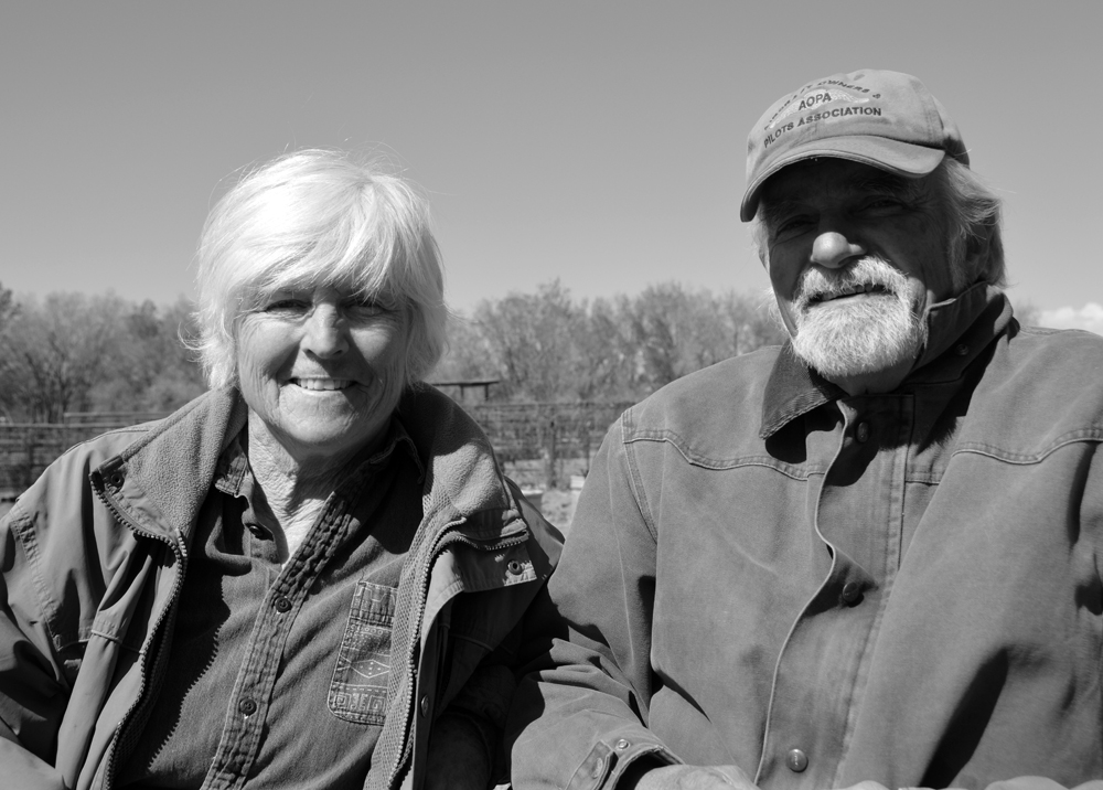 Linda Thorne and Lanny Tonning 2014