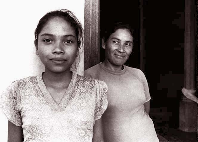 Mother and Daughter, San Pedro Norte, 1983