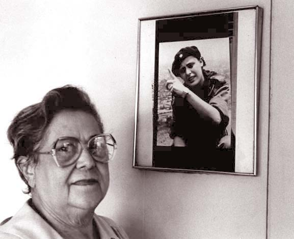 Mother and Daughter, Maria Dora Tellez and Dora Maria Tellez, (...)