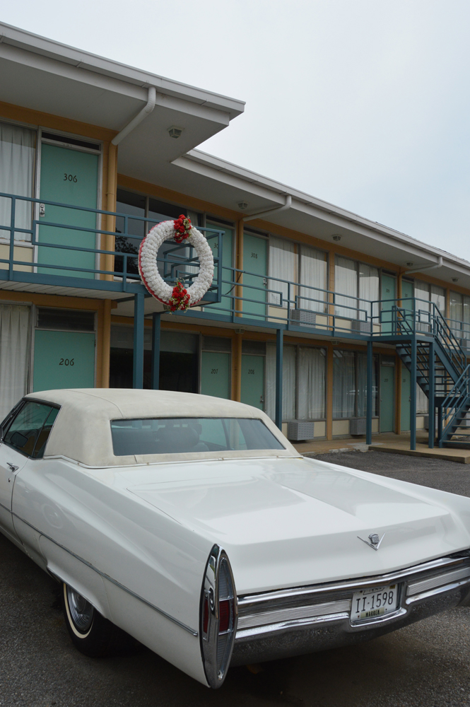 Lorraine Motel, Memphis, Where Martin Luther King Jr. was Murdered