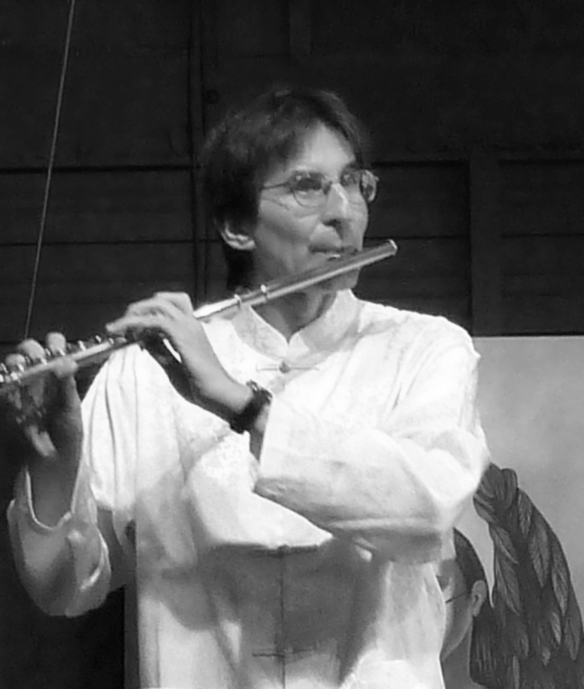 Solo Flute Michael Faust - Church of Beethoven 2010