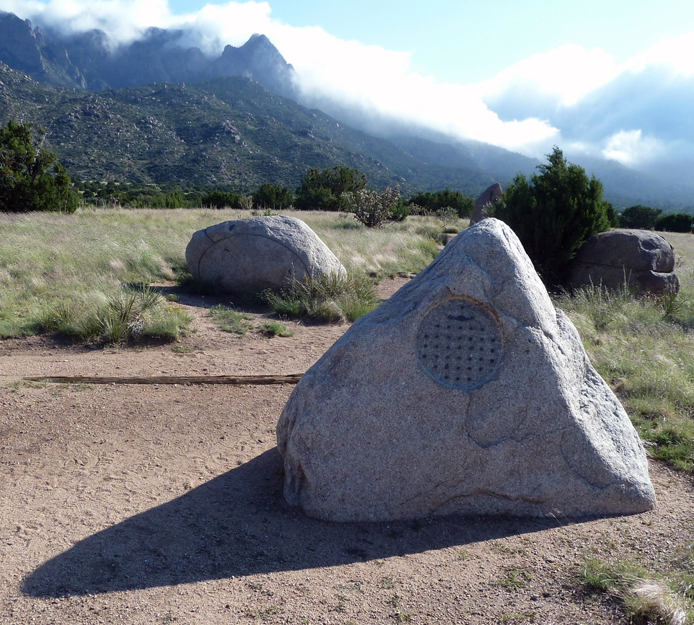 Philip B. Tellesfrud Memorial, Sandia Foothills