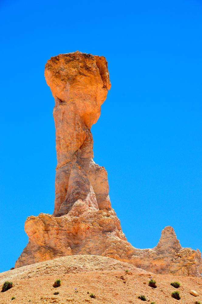 Spire, Bryce Canyon, 2012