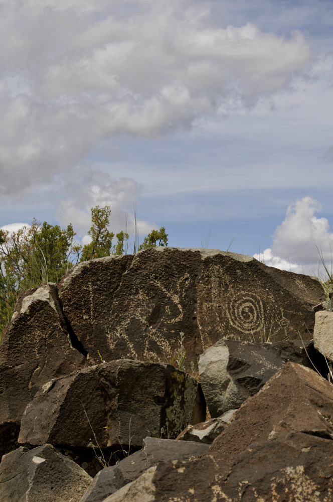 Petroglyph Hill, Galisteo Basin
