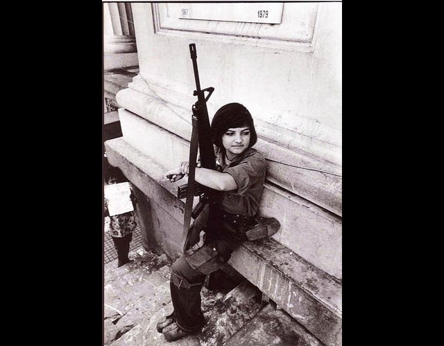 Young Sandinista Soldier, 1979