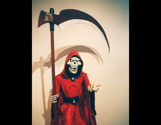 Days of the Dead, Mexico, Death Figure