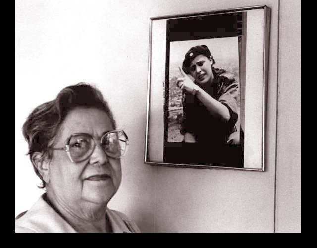 Mother and Daughter, Maria Dora Tellez and Dora Maria Tellez, Managua